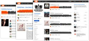 Growing your soundcloud following is as easy as setting up a group
